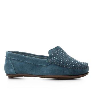 Mocassim Shoestock Hot Fix Feminino