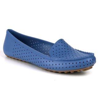 Mocassim Tag Shoes Pvc Colors Feminino