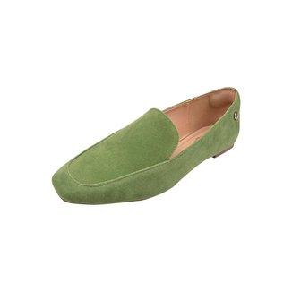 Mocassim Uzze Sapatos Camurça