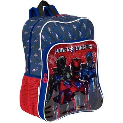 Mochila c/ bolso Power Rangers M&M Plus