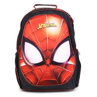 Mochila Escolar Infantil Pacific Disney 16 Spider Man Masked Masculina
