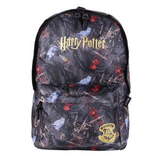 "Mochila Escolar Luxcel Harry Potter 18"""