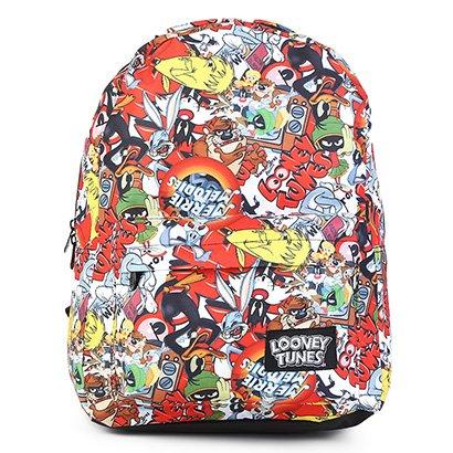 Mochila Infantil Escolar Xeryus Looney Tunes