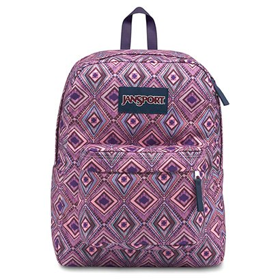 Mochila Jansport Superbreak Diamond Tribe