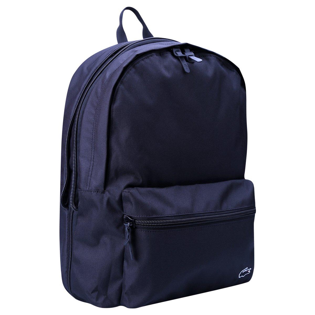 Mochila Lacoste Large Backpack  Mochila Lacoste Large Backpack ... 0f77638fb1