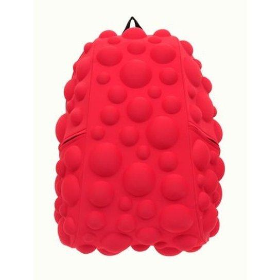 Mochila MadPax Bubble Neon - Vermelho