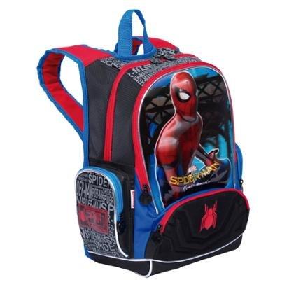 Mochila Média Spiderman Filme 18Z Infantil Sestini