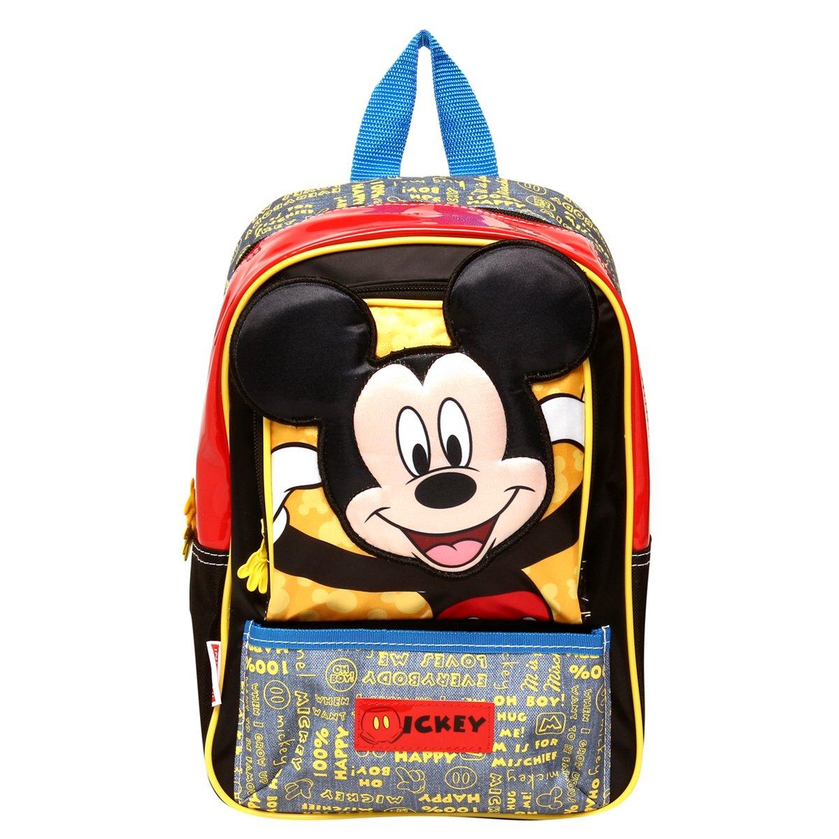 ac4900fef Mochila Sestini Mickey - Compre Agora | Zattini
