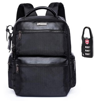 Mochila Swissport Executiva C/ Cadeado PU