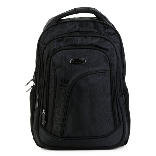 Mochila Xeryus Lap Top Over Route - Preto