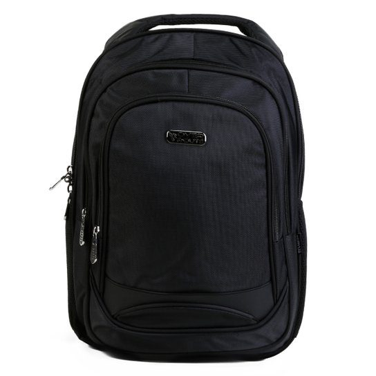 Mochila Xeryus Laptop Over Route - Preto