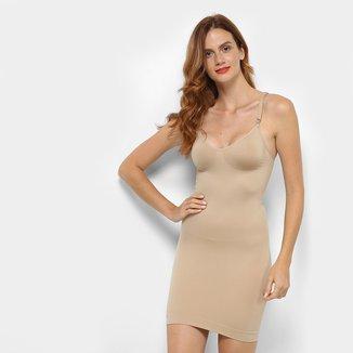 Modelador Vestido Lupo Tubinho Slim Feminino