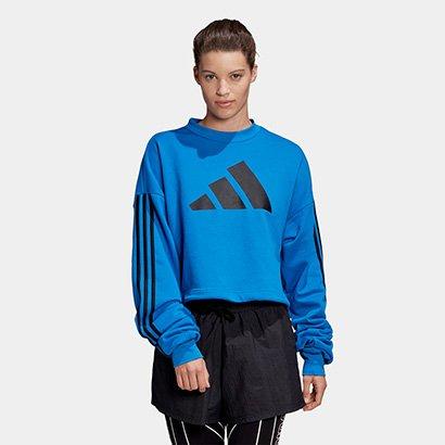 Moletom Adidas Adjust Sweat Feminino