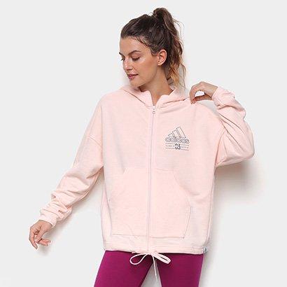Moletom Adidas Brillant Basic Feminino