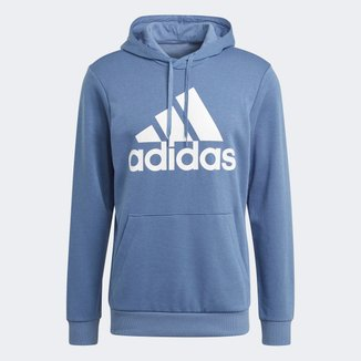 Moletom Adidas Essentials Logo Masculino