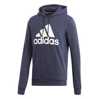 Moletom Adidas Logo Canguru Masculino