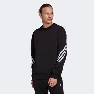 Moletom Adidas Sportswear Future Icon 3 Stripes Masculino