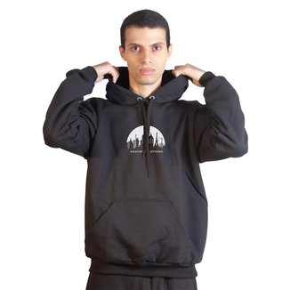 Moletom Basic Sandro Clothing City Masculino