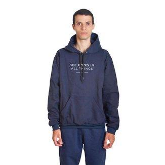 Moletom Basic Sandro Clothing See Good Masculino