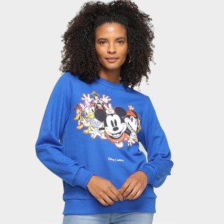 Moletom Colcci Disney Turma Feminino