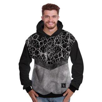 Moletom Di Nuevo Streetwear Masculino