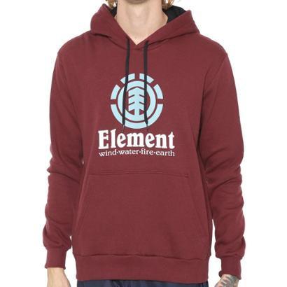 Moletom Element Vertical Masculino