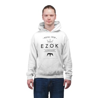 Moletom Ezok Royal Crew Masculino