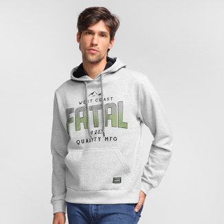 Moletom Fatal Quality Masculina