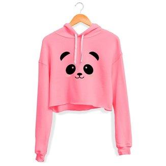 Moletom Feminino Panda Com Capuz UseThuco