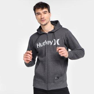 Moletom Hurley O&O C/ Capuz Masculino