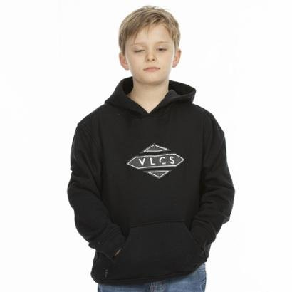 Moletom Infantil VLCS Capuz Fechado Masculino
