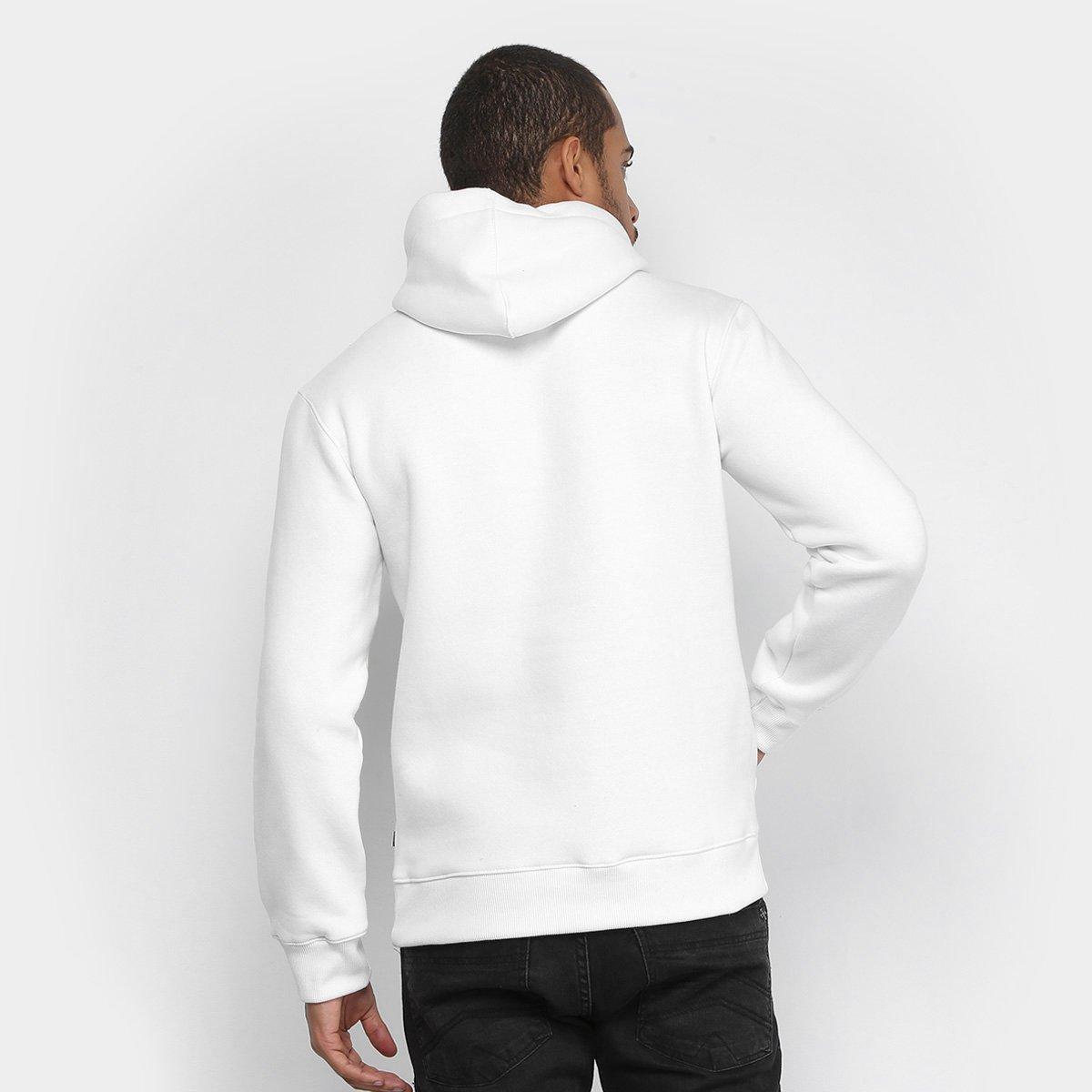 Moletom Oakley Mod One Brand 2.0 Pullover Masculino - Branco ... 7095f447ff