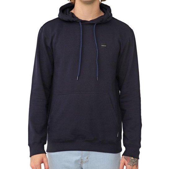 Moletom Oakley Patch 2.0 Pullover Masculino - Marinho