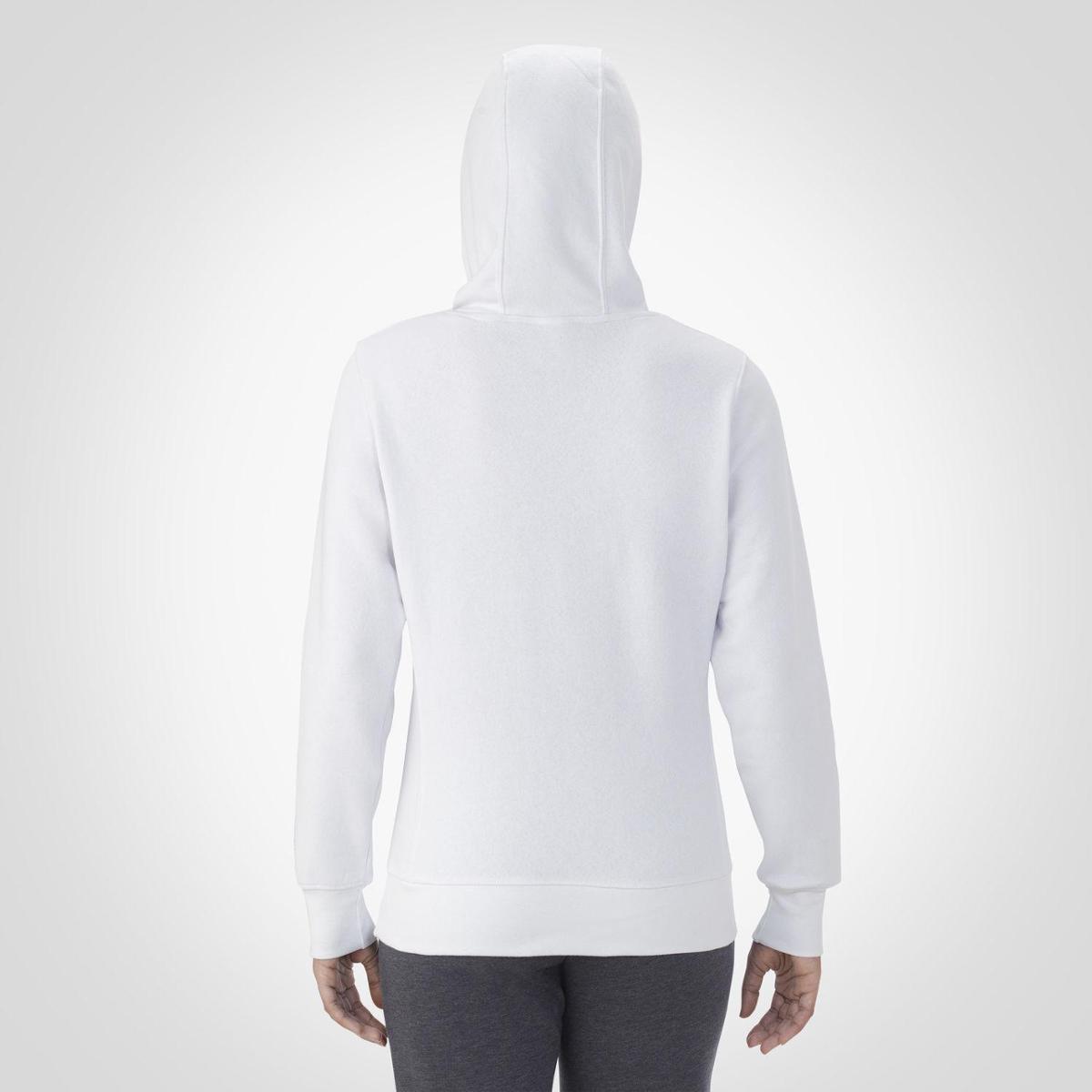 8861193cee Moletom Polo Blu Canguru Feminino - Branco - Compre Agora