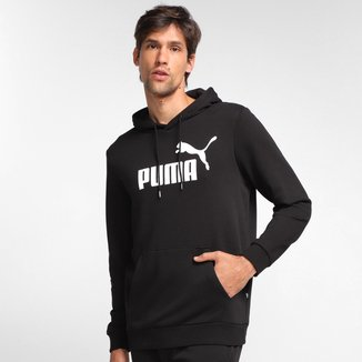 Moletom Puma Essentials Canguru Masculino