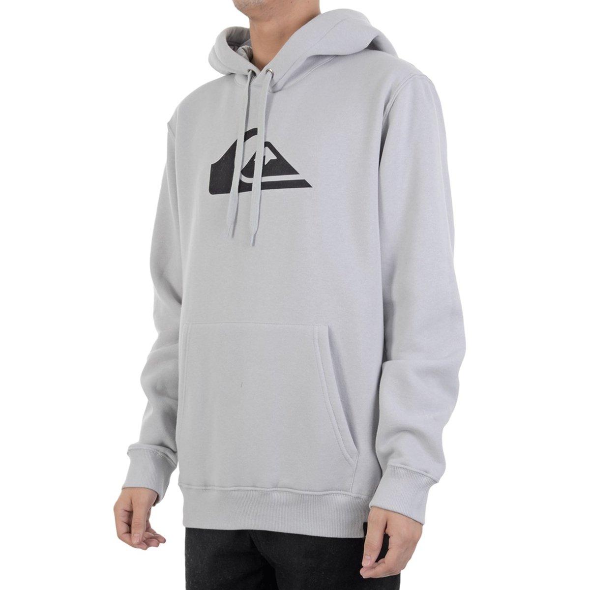Moletom Quiksilver Mountain Wave Simple Masculino - Compre Agora ... 5379e8889e