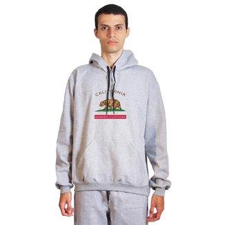 Moletom  Sandro Clothing California Masculino