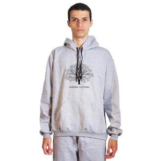 Moletom Sandro Clothing Tree Masculino