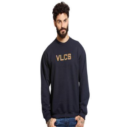 Moletom VLCS Careca Fechado Masculino