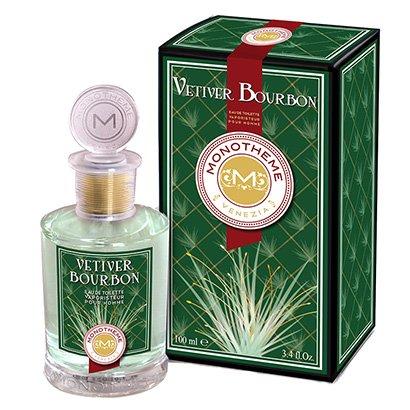 Monotheme Perfume Masculino Vetiver Bourbon EDT 100ml