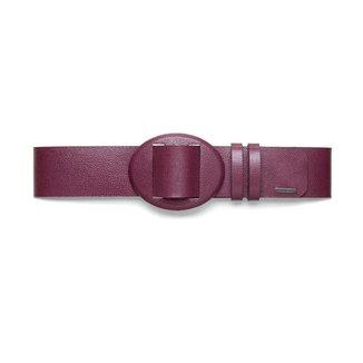 Morena Rosa Cinto Morena Rosa Cintura Largo Fivela Oval Encapada Verde