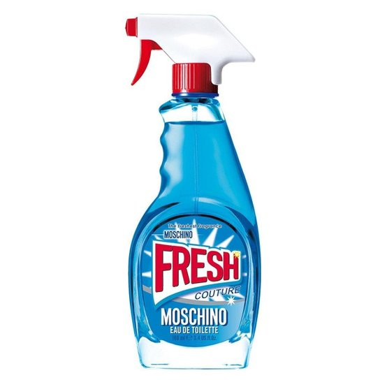 Moschino Fresh Couture Moschino - Perfume Feminino - Eau de Toilette 100ml - Incolor