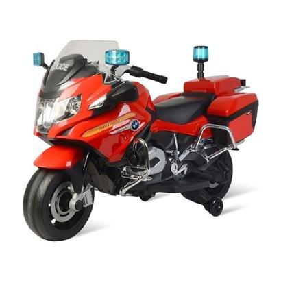 Moto Elétrica - 12V - BMW Bombeiro - Bandeirante