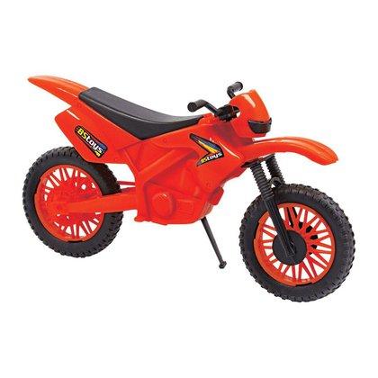 Moto New Cross Na Caixa BS Toys Brinquedo