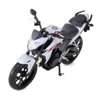 Motos Sortidas Welly 1/10 Honda Cb500F Branco