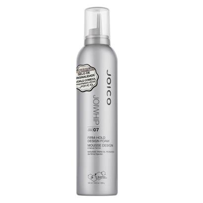 Mousse Modeladora Joico Joiwhip Firm-Hold Design 300ml