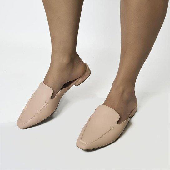 Mule Comfort Soft - Rosa