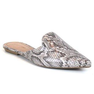 Mule Emporionaka Flat Cobra Feminino