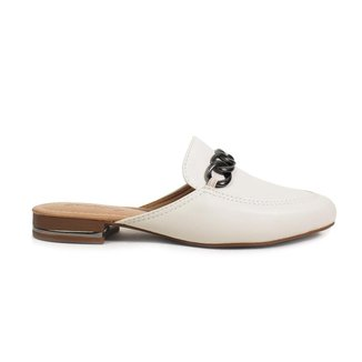 Mule Izzy Off White