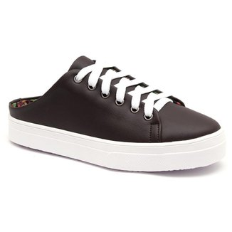 Mule JL Shoes Moderno Macio Conforto Primavera Verão Feminino
